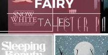 Contes de Fée ※ Fairy Tales