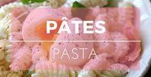 Pâtes ※ Pasta