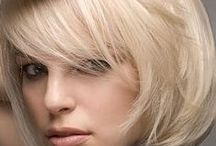 Short Hair Styles / by Bonnie Greer
