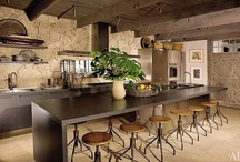 KITCHENS and DINING / by Lauri Franks
