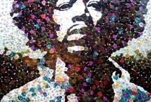 Artists Way / collage van beelden - inspiratie it's me!