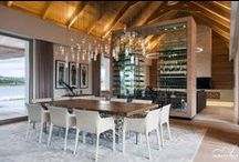 Home Decor-Dining Room Collections / Ideas for dining rooms / by Lang Lequang
