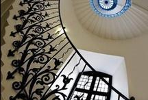 Para subir al cielo... / Escaleras...