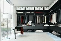 Home Decor-Closets Ideas & Designs / Open your closet and show off your fashion treasure collections!  / by Lang Lequang