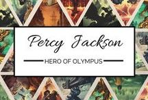 Percy Jackson / There's a hero inside every one of us. / by Annabeth Jackson