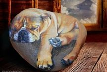 Rock Painting DS ArtStone / Rock Painting