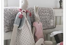 Tilda / Tilda rabbit pattern