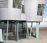 Steel House / Concept 3d design process.