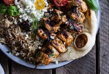 Greek food & Yougurt