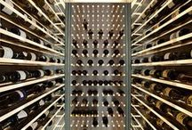 Wine cellar and storage ideas / More wine than you can drink (now)? Where to leave it or better show your wine collection in a beautiful way, get inspired!