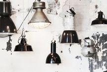 Interieur - verlichting / Verlichting inspiratie
