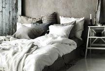 Interieur - slaapkamer / Slaapkamer inspiratie