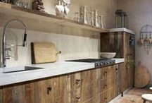 Interieur - keuken / Keuken inspiratie