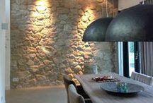 Interieur - eetkamer / Eetkamer inspiratie