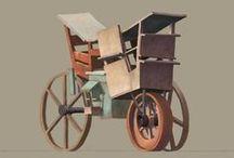 drawings, illustrations by notker / drawings, sketch, watercolors, illustrations by notker