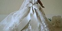 12th scale brides / Anro Miniatures creations