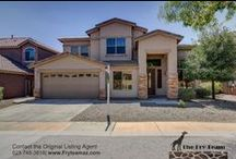 SOLD! Spectacular True Turnkey Move-in Ready Home in a Great Surprise Location! / 15194 N 136th Ln, Surprise, AZ 85379.  This home offers upgraded interior w/gorgeous tile flooring, upgraded stair rails, freshly painted, & whole house surround sound system.  CALL 623-748-3818 or visit us at www.FryTeamAZ.com |  #HomeForSale #HomeSweetHome #House #Home #MoveinReady #Turnkey #136thLane #Surprise #AZ #RealEstate #TheFryTeam