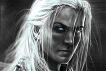ELF ∙ Drow ∙ Male