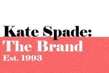 Kate Spade: The Brand