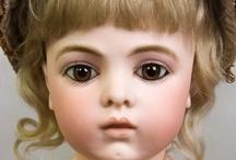 Antique Dolls / by Cheryl Wilkey