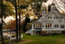 Charming Homes ... / by Maureen Wiley