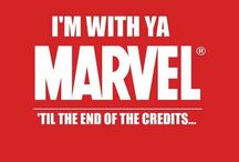 "MARVELous / ""You are never too old for Marvel.""-Stan Lee-"