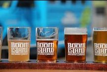 Boom Island Brewing Company / A craft beer destination and authentic Belgian brewery and taproom in Minneapolis, Minnesota.