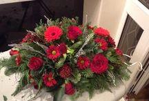 Bespoke arrangements by Jean / Floral designs All created by Bespoke Flower Arrangements by Jean