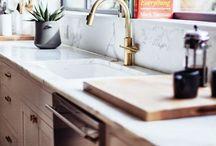 K i t c h e n / The kitchen is the heart of the home.