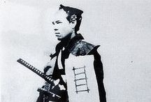 Samurai in photos