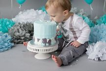 Baby Boy's 1st birthday