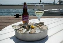 Chesapeake Oyster Crawl 2016 / The cool combo of Chesapeake oysters washed down with an ice-cold beer or chilled glass of wine is a beloved Bay ritual.  It's a tasty way to beat the summer heat and relish a local delicacy.  Chesapeake Oyster Lovers' Handbook and Marinalife Magazine have created an oyster crawl to 12 places where Virginia wines and Maryland beers are paired with local bivalves for a fresh bay-to-table event.  For details, go to www.weloveoysters.com