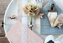 DIY Geldgeschenk Ideen / Fast jedes Brautpaar wünscht sich heutzutage Geld zur Hochzeit. Und auch  bei Geburtstagspartys werden Geldgeschenke immer beliebter, vor allem, wenn groß gefeiert wird. Doch man möchte das Geld ja irgendwie hübsch und möglichst noch mit einer persönlichen Note übergeben. Deshalb haben wir DIY Geldgeschenk Ideen gesammelt.