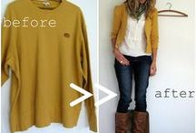 Ecofashion / Here we post the most amazing ideas for ethical and ecological fashion!