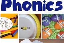 phonics and phonological awareness! / by Evaggelia Charalambous