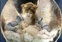 Heavenly Angels / by Helen Runk