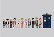 Doctor Who & TARDIS / Everything Doctor Who! My biggest fangirling moments ever happen here. ;D / by Corinne Croslyn