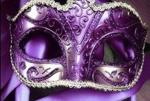 Masquerade, Masks and Face Art