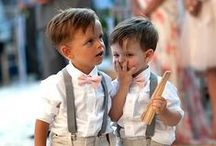 Flower Girls + Ring Bearers Ideas