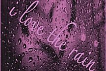 Rain :) soothes my soul / by Keys Jones
