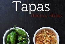 Tapas and Spanish Mediterranean Food / What to eat in Spain besides Paella and  Sangría.... / by Jose Luis Martinez