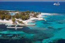 Karibische Träume / Traumziele in der Karibik, wohin wir sie mit unseren Schiffen bringen!
