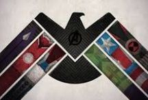 Marvel Universe / Cause it's all about the Fandom / by ♡❀☆Kєssια яɨsィℴ♡❀☆