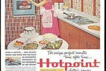 Retro Adverts / Who doesn't love a retro advert? Take a look at a few of our old skool Hotpoint ads!