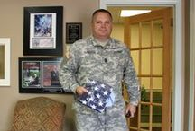 Flags of Paradiso Insurance / This Flag Week Paradiso Insurance is giving away 175 flags to spread the American Spirit.