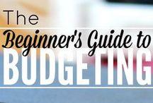Finances, Budgets, & Frugal Living
