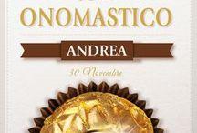 Buon Onomastico / Condividi un Ferrero Rocher