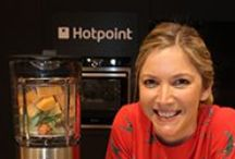 Hotpoint Celeb Cooks / We have been lucky enough to have some top chefs, TV celebs and cooks work with us recently!