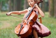 Kids & music / Children singing from their heart.
