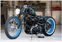 Motorcycles / A bunch of awesome vintage and modern motorcycles we appreciate and can insure.